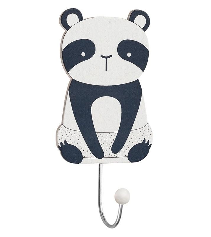 Ξύλινη κρεμάστρα τοίχου Panda ΜΠΟΜΠΟΝΙΕΡΑ ΒΑΠΤΙΣΗΣ-ΓΑΜΟΥ ΝΕΟ ΣΧΕΔΙΟ 2019