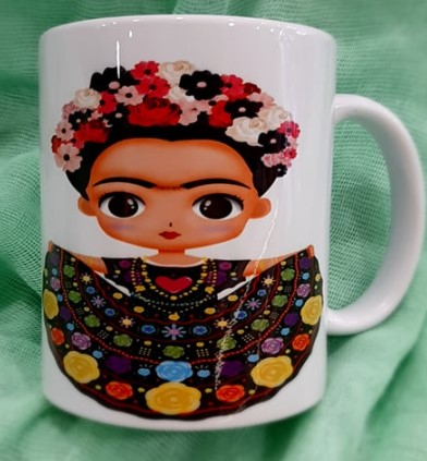Frida Kahlo-Φρίντα Κάλο ΜΠΟΜΠΟΝΙΕΡΕΣ ΒΑΠΤΙΣΗΣ