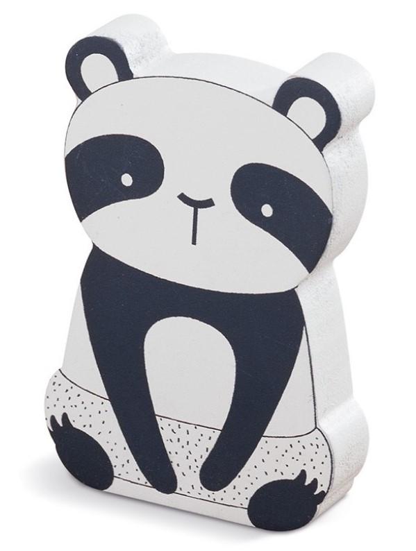 Ξύλινο Διακοσμητικό Panda ΜΠΟΜΠΟΝΙΕΡΑ ΒΑΠΤΙΣΗΣ ΔΙΑΚΟΣΜΗΤΙΚΟ ΝΕΟ ΣΧΕΔΙΟ