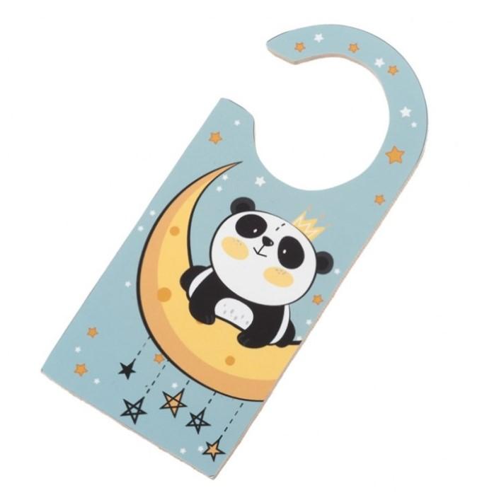 Ξύλινο Διακοσμητικό Πόρτας Panda ΜΠΟΜΠΟΝΙΕΡΑ ΒΑΠΤΙΣΗΣ-ΓΑΜΟΥ ΝΕΟ ΣΧΕΔΙΟ 2019