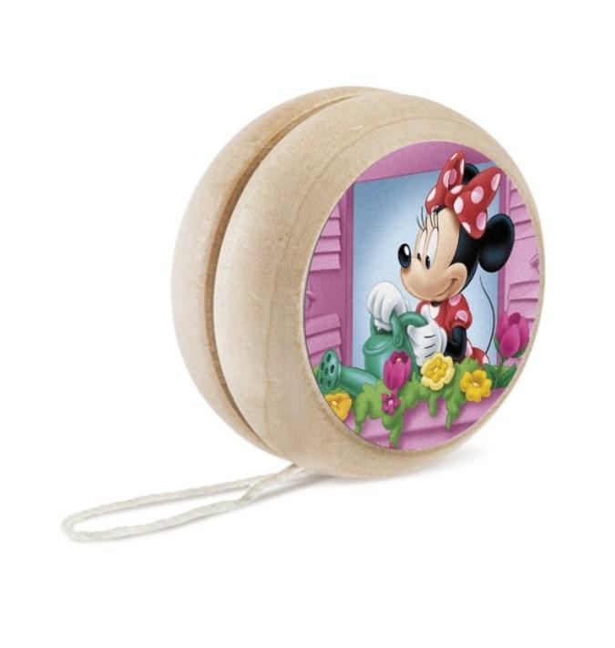 Minnie Λουλούδια Yo-Yo Μπομπονιερα Βαπτισης