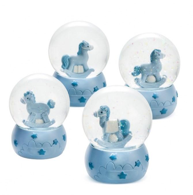 Νερόμπαλες αλογάκι Μπομπονιερα Βαπτισης