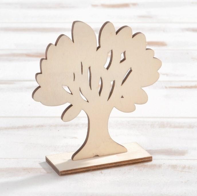 Ξύλινο δέντρο ζωής μπομπονιερα βαπτισης-γαμου νεο σχεδιο