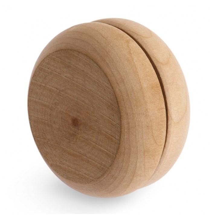 Ξύλινο yo-yo Μπομπονιερα Βαπτισης