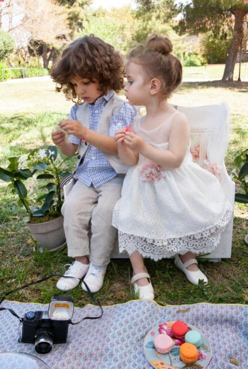 Ρούχα Βάπτισης Makis Tselios Baby