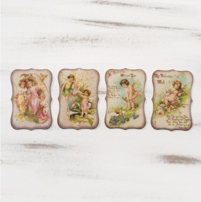 Μαγνητάκια με αγγελάκια ΜΠΟΜΠΟΝΙΕΡΑ ΒΑΠΤΙΣΗΣ