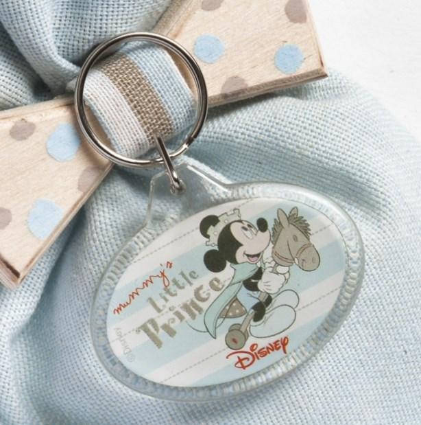 Μπρελόκ Mickey Prince Μπομπονιερα Βαπτισης Disney